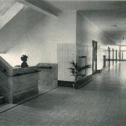 De verloskamer van het Sint-Vincentius ziekenhuis