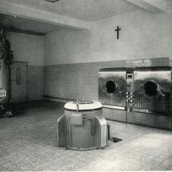 Een dagzaal in het Deins Sint-Vincentiusziekenhuis
