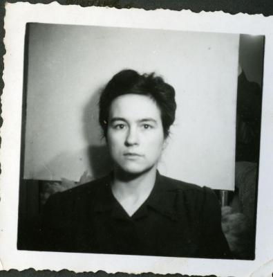 Marie 'Mimi' Gevaert, dochter van Edgar en Marie Minne