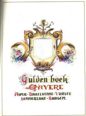 Guldenboek Gavere