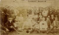 Voetbalploeg Nazareth, 1913