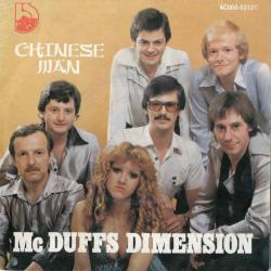 "McDuff's Dimension ""Chinese Man"""