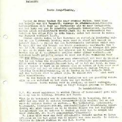 Activiteiten van KSA - Jong Vlaanderen gedurende de kerstvakantie 1937