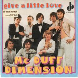 """McDuff's Dimension """"Give a little love"""""""