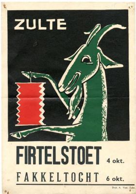 Affiche van de Firtelstoet