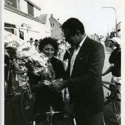 Vrouwenwielrennen in Machelen-aan-de-Leie