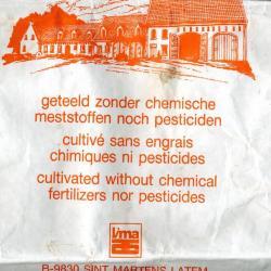 Verpakking natuurvoeding LIMA