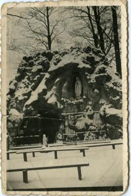Olsense Rotse in de sneeuw