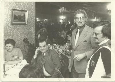 Gilbert Heyse en Willy De Clercq
