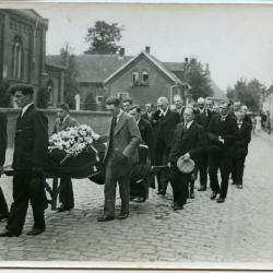 De begrafenis van Carlos Buysse