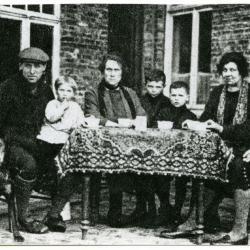 Het gezin Buysse