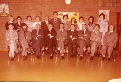 Bestuur en personeel OCMW Nazareth (2)