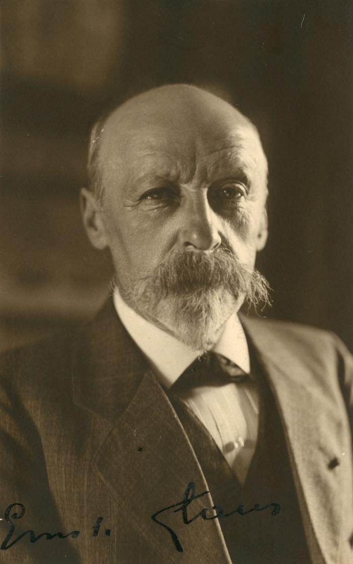 Kunstschilder Emile Claus