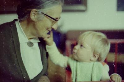 Overgrootmoeder Marie Minne