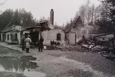 Brand in rijstwafelfabriek Omer Gevaert
