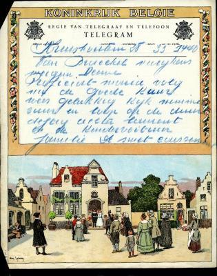 Huwelijkstelegram naar Meigem (8)