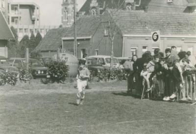 Scholencross te Eke