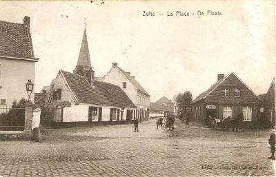 'De plaats' van Zulte